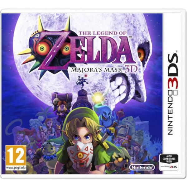 The Legend Of Zelda: Majora's Mask 3D - Digital Download
