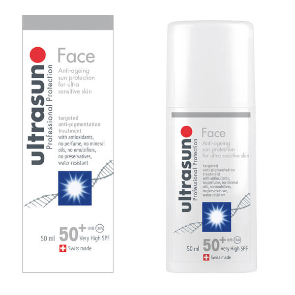 Ultrasun SPF 50+ Anti-Pigmentation Sun Lotion (2oz)