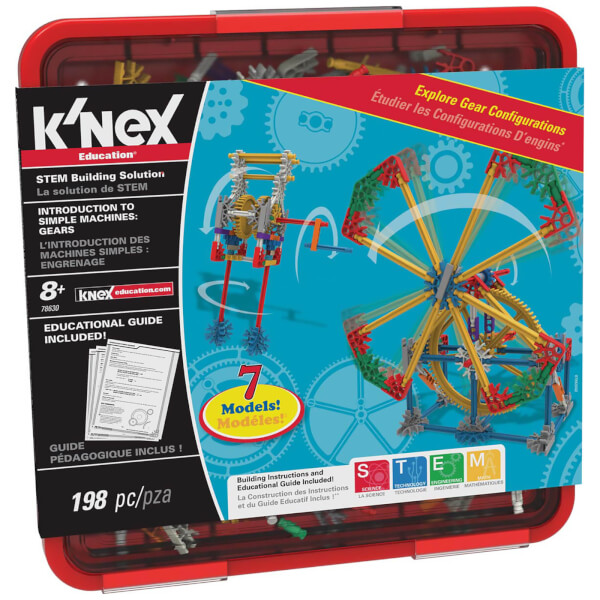 K'NEX Intro to Simple Machines: Gears (78630)