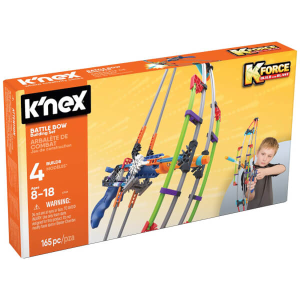 K'NEX K Force Battle Bow Blaster (47525)