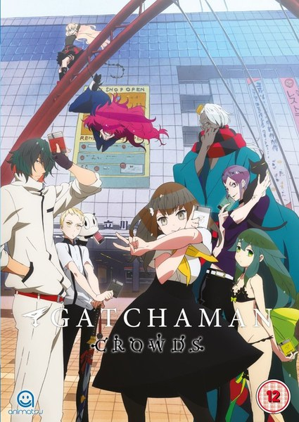 Gatchaman Crowds