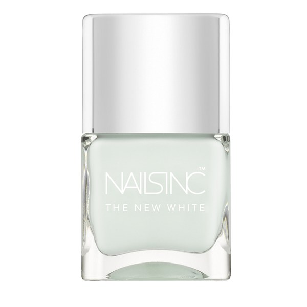 nails inc. Swan Street The New White Nail Varnish (14ml)