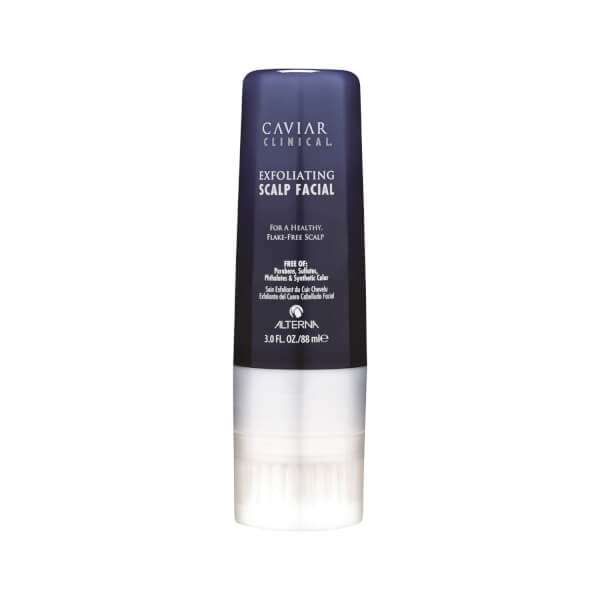 Alterna Caviar Clinical Exfoliating Scalp Facial.