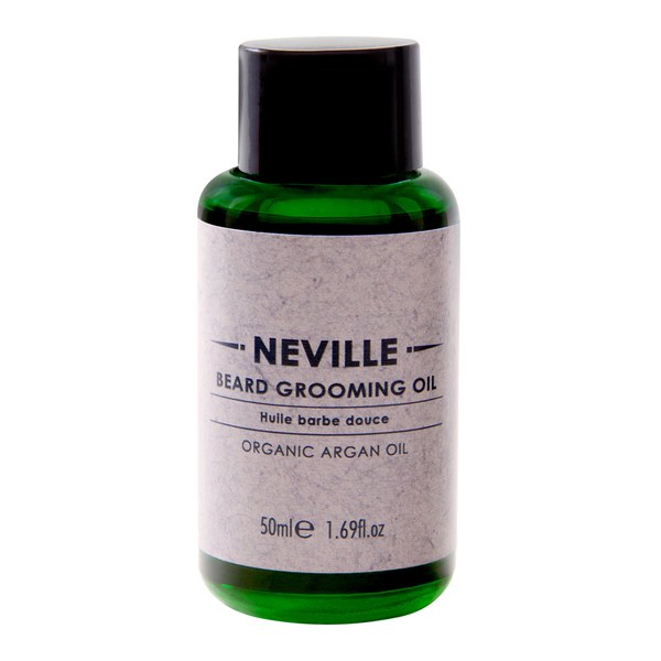 Neville Shave Oil Pump Spray Bottle (50 ml)