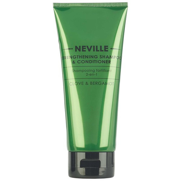 Neville Strengthening 2-in-1 Shampoo and Conditioner (200ml).