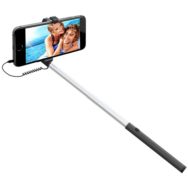 Perche à Selfie de Poche - Noire