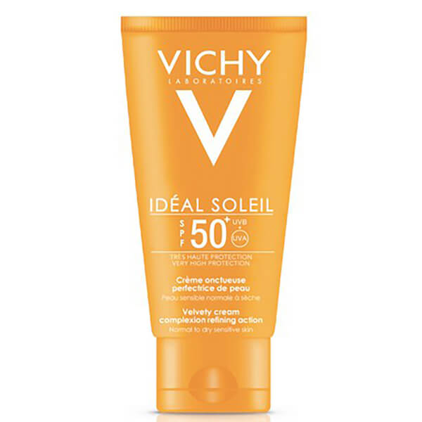 Vichy Idéal Soleil Velvety Cream SPF 50+ 50ml