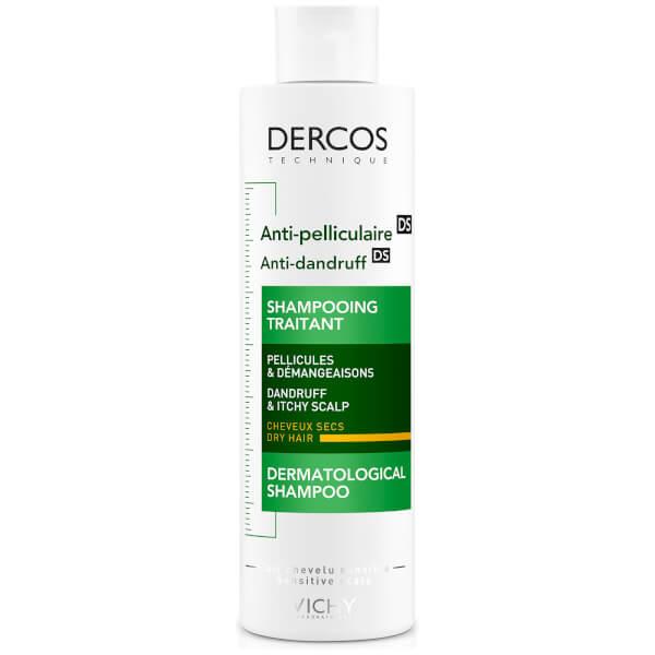 Vichy Dercos Anti-Dandruff - Dry Hair Shampoo 200ml