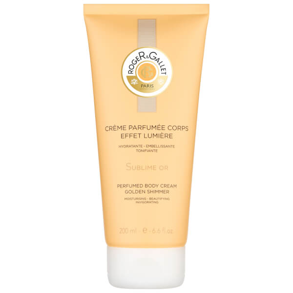 Roger&Gallet Bois d'Orange Creme Sublime OU Body Cream 200 ml