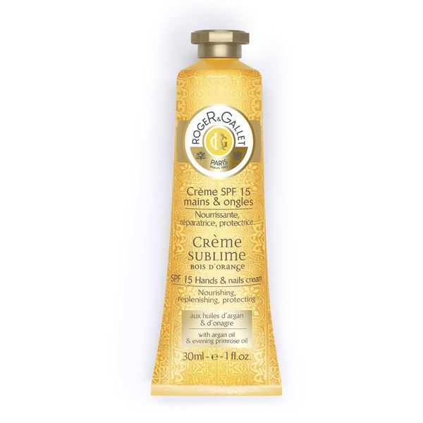 Roger&Gallet Bois d'Orange Hand Creme Sublime 30 ml