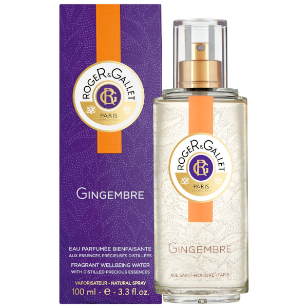 Roger&Gallet Gingembre Eau Fraiche Fragrance 100ml