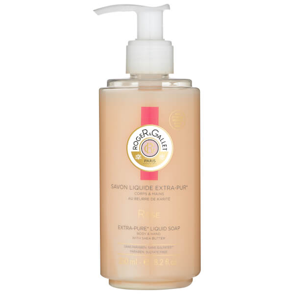 Roger&Gallet Rose Liquid Soap 250 ml