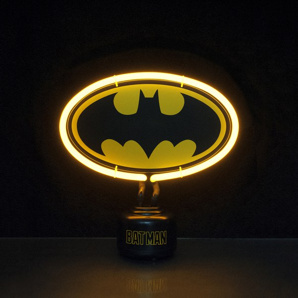 Batman DC Comics Mini Neon