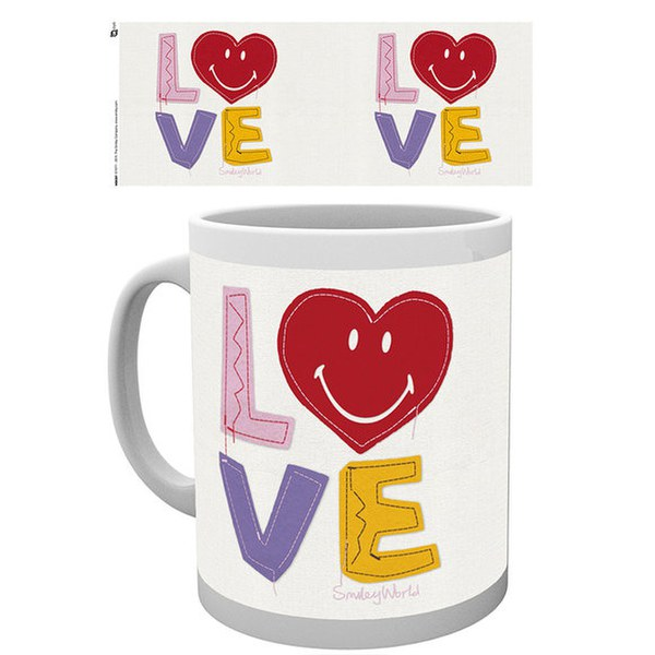 Smiley Craft Love Mug