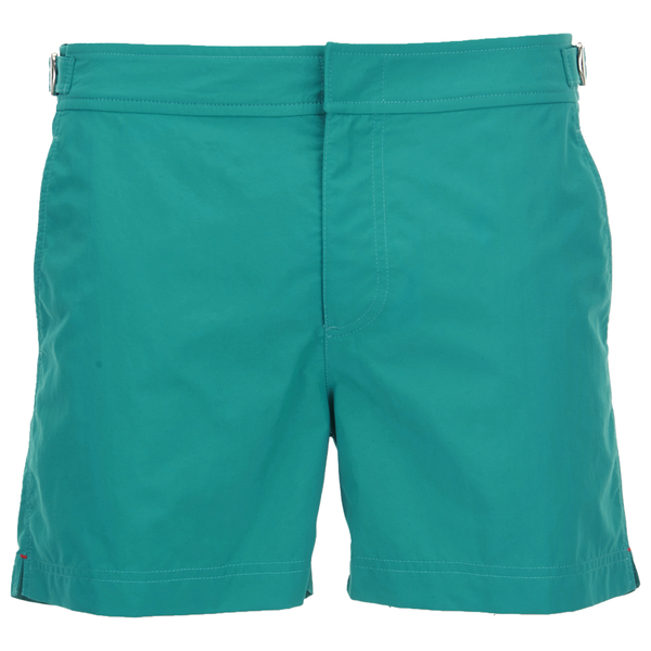 Orlebar Brown Men's Setter Swim Shorts - Aquamarine