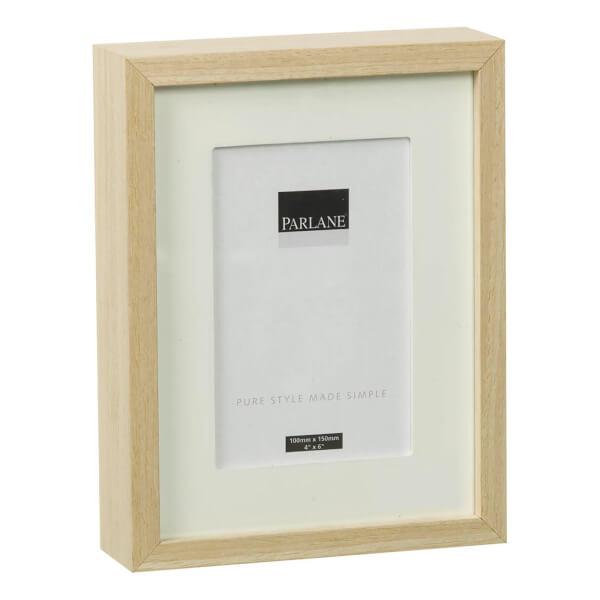 Parlane Solna Frame - White/Natural (4