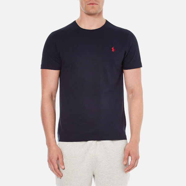 Polo Ralph Lauren Men's Short Sleeved Crew Neck T-Shirt - Ink