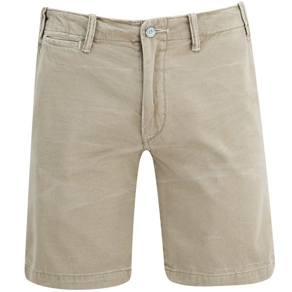Polo Ralph Lauren Men's Straight Fit Maritime Shorts - Boating Khaki