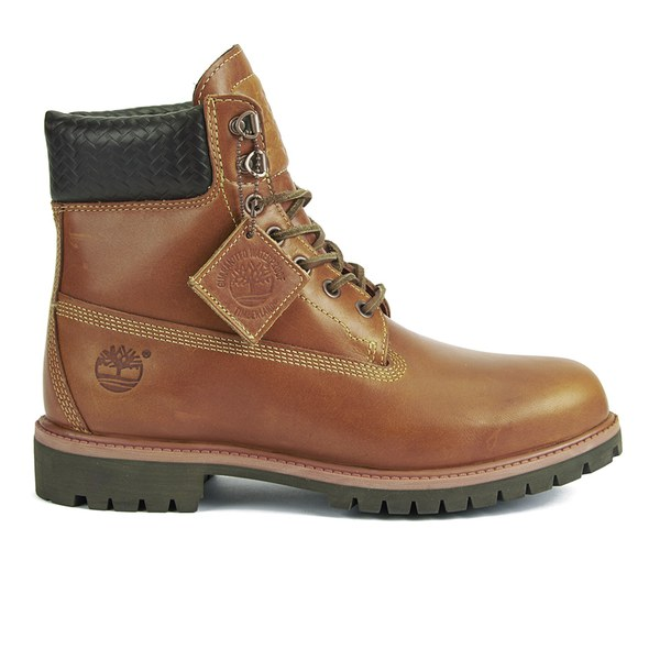 Timberland 6 Inch Premium Woven Collar Boot CP3785