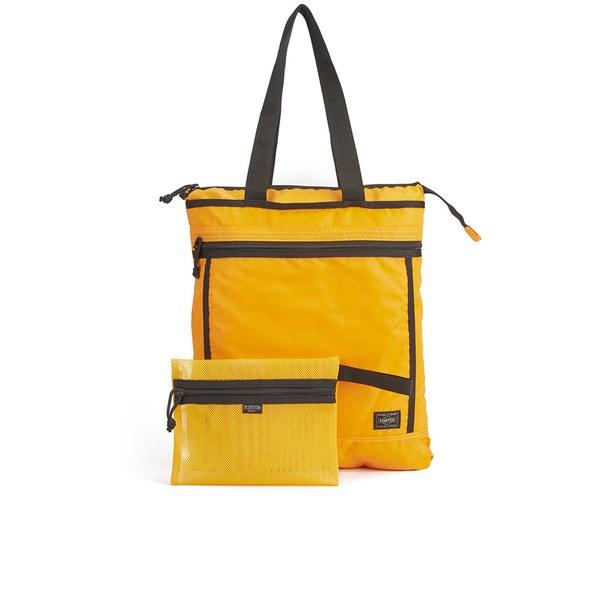 Porter-Yoshida Men's Tote Bag - Yellow
