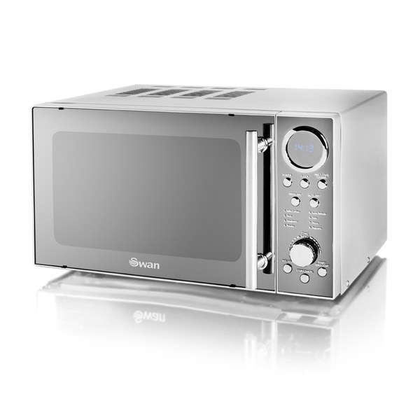 Swan Sm3080n Digital Microwave 800w Homeware Zavvi