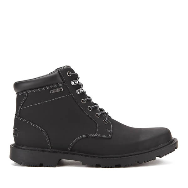 Bottines Homme Redemption Road Rockport -Noir