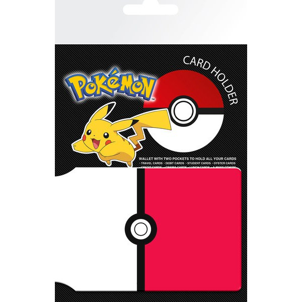 Pokémon Pokeball - Card Holder