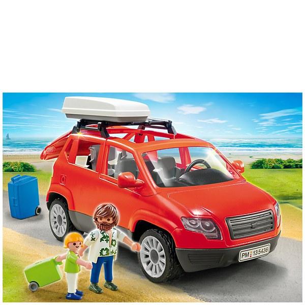 Playmobil Camping Family SUV (5436): Image 1