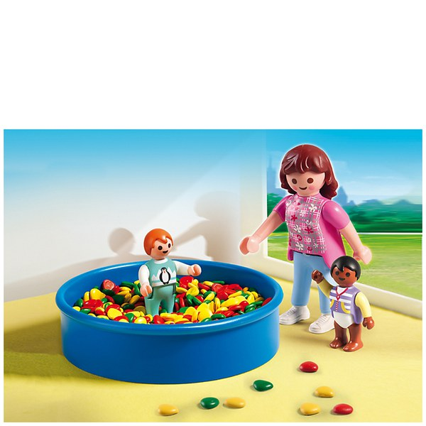 Playmobil Pre-School Ball Pit (5572)