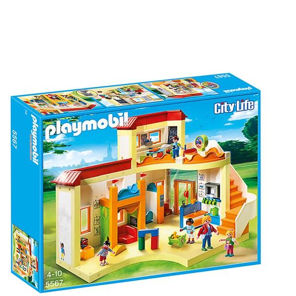 Garderie City Life -Playmobil (5567)