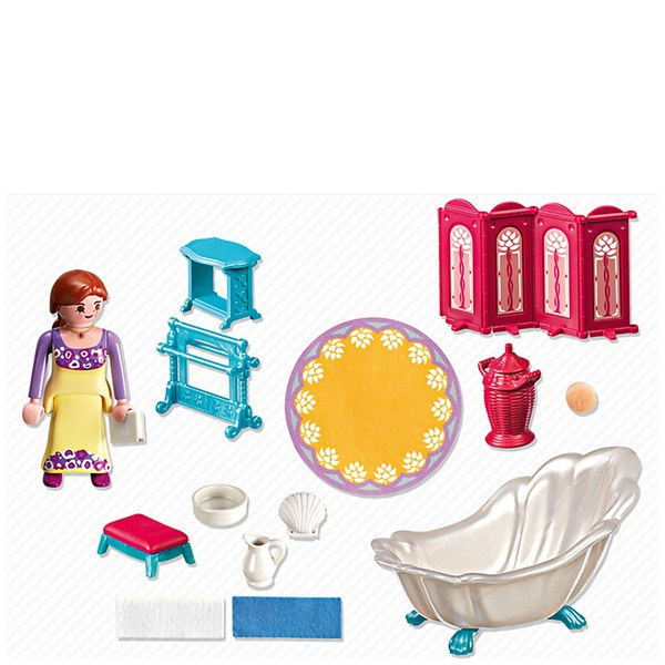Playmobil Princesses Royal Bathroom 5147 Toys