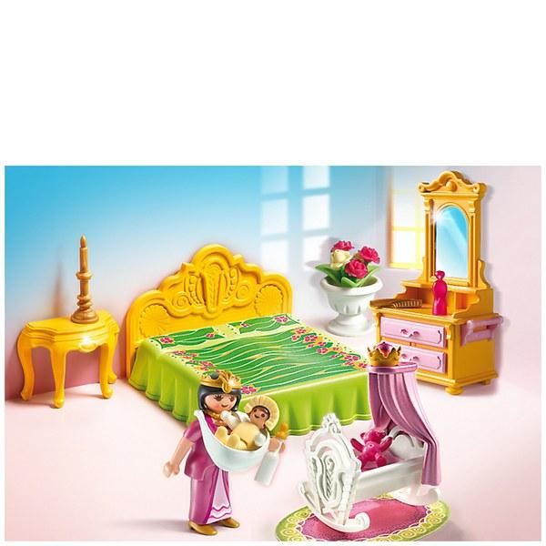 playmobil princesses royal bedroom 5146 toys