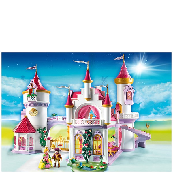 Playmobil princess fantasy castle 5142 iwoot for Playmobil princesse 5142