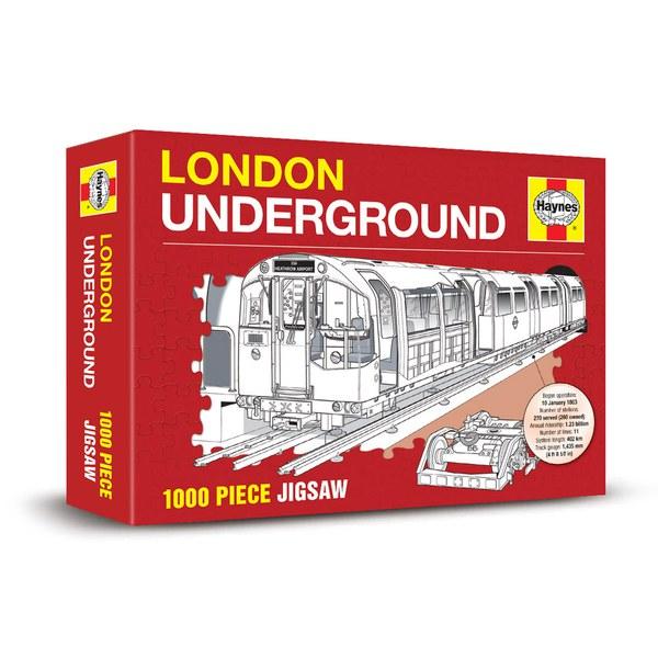 Haynes Edition London Underground Jigsaw