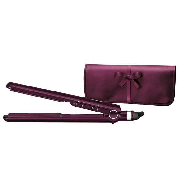 BaByliss Elegance Hair Straightener - Raspberry