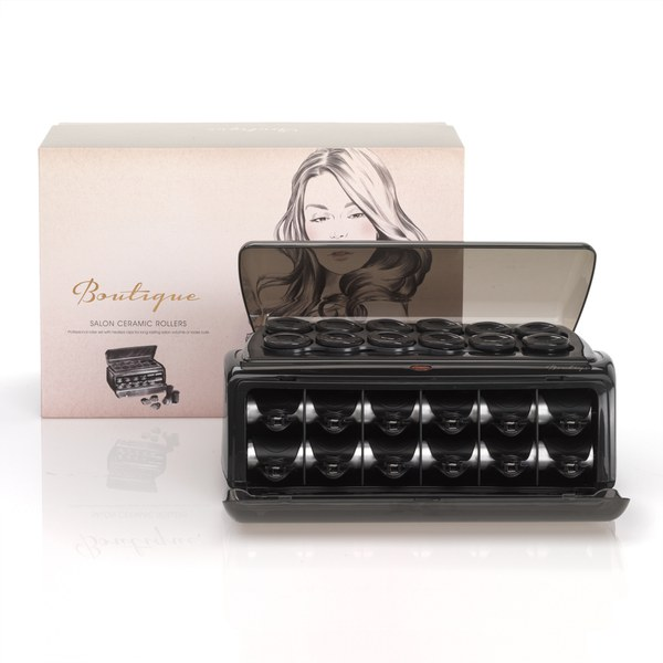 BaByliss Boutique Hair Rollers Haarwickler - Black