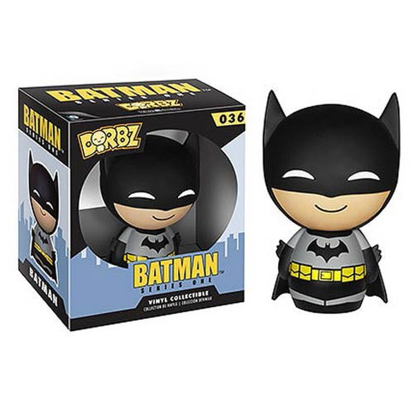 DC Comics Batman Vinyl Sugar Dorbz Series 1 Action Figure