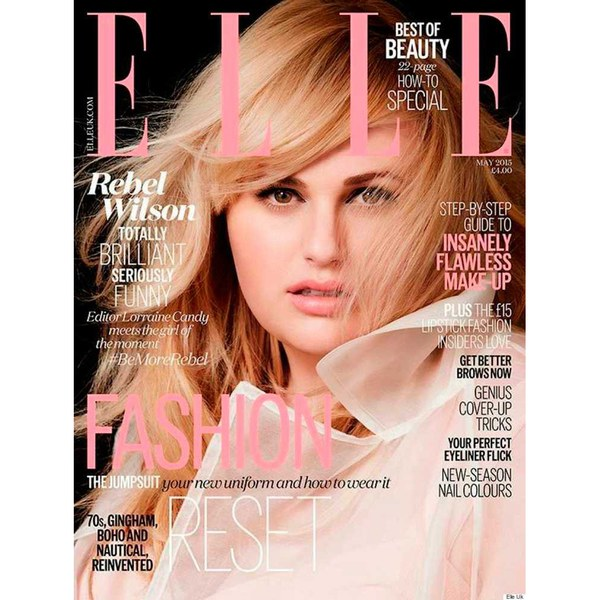 May ELLE Magazine 2015