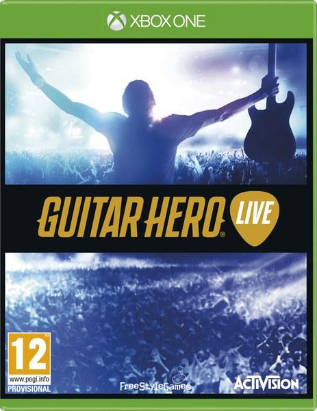 guitar hero  xbox  zavvicom