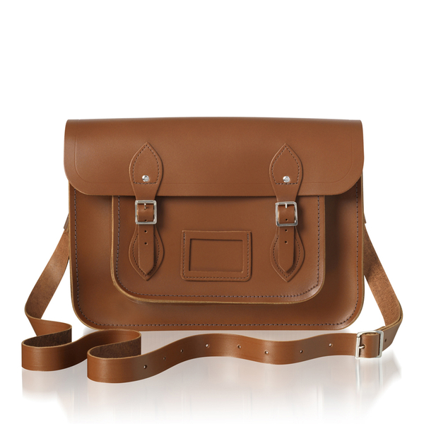 The Cambridge Satchel Company Women's 14 Inch Leather Satchel ...