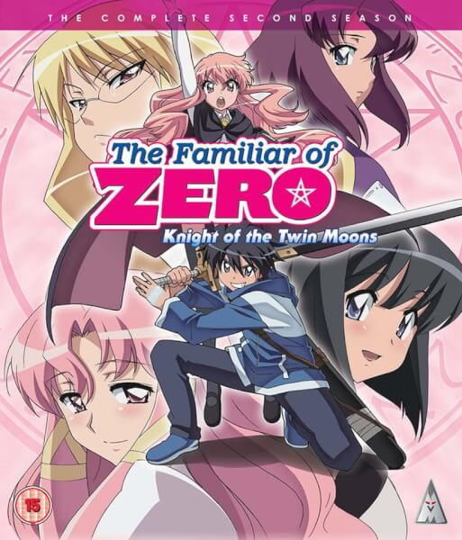 Familiar Of Zero - Series 2