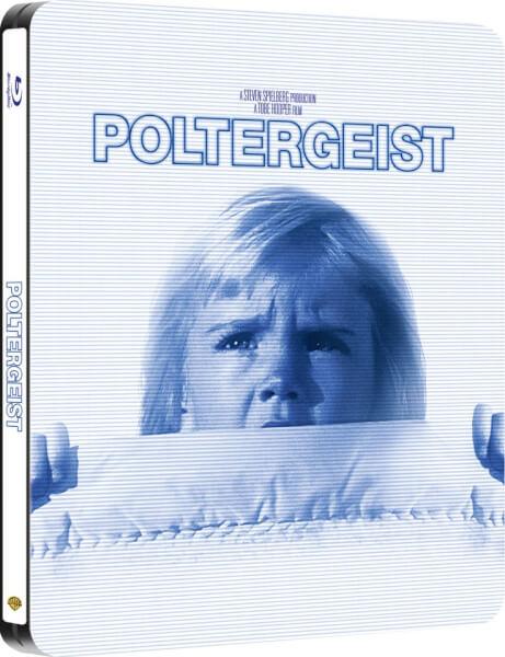 Poltergeist - Zavvi Exclusive Limited Edition Steelbook (UK EDITION)