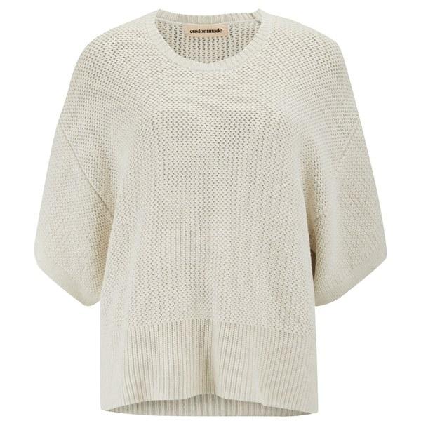 Custommade Women's Wala Pullover - Marshmellow
