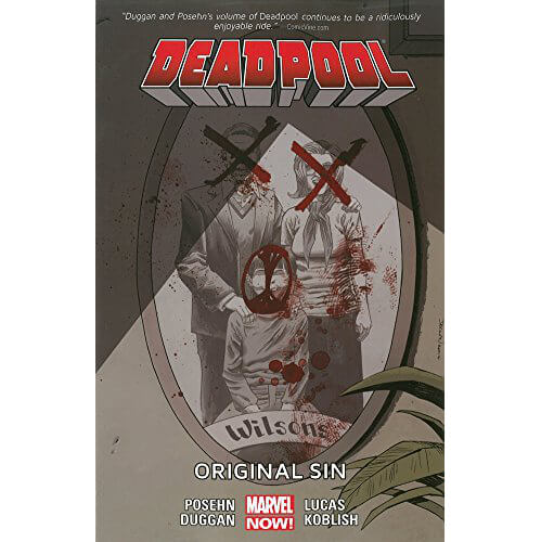 Marvel Deadpool: Original Sin - Volume 6 Now Graphic Novel