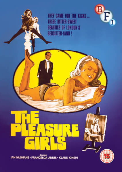 The Pleasure Girls (Re-Issue)