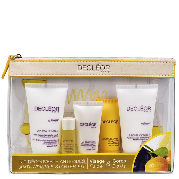 Kit anti-arrugas DECLÉOR Try Me Anti-Wrinkle (59% Saving)
