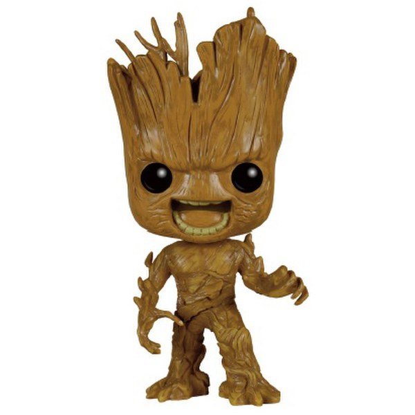 Marvel Guardians of the Galaxy Angry Groot Pop! Vinyl Figure