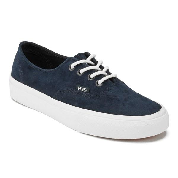 Vans Women's Authentic Decon Scotchgard Trainers - Blue Graphite: Image 4