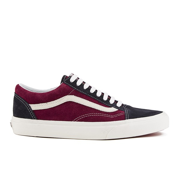 vans old skool wine
