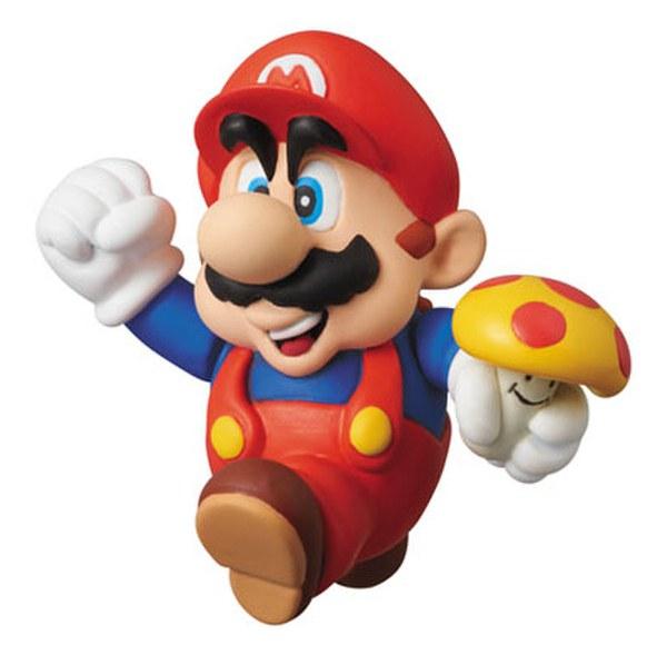 Mini Figurine Mario UDF Série 1 Nintendo Medicom (Super Mario Bros.)